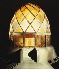 Bruno Taut. Glass Pavilion. Cologne. 1914 #architecture #cologne:
