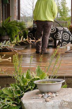 Make Decks Look New With Pressure Washing - CREATIVE CAIN CABIN