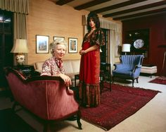 Rock Stars With Their Parents: Grace Slick