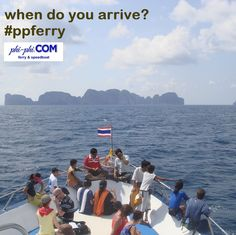 Get to Koh #PhiPhi by ferry or speedboat. Get the skinny here! http://russellabroad.blogspot.co.uk/2016/06/koh-phi-phi-ferry-speedboats-tours-on.html RT if you like.