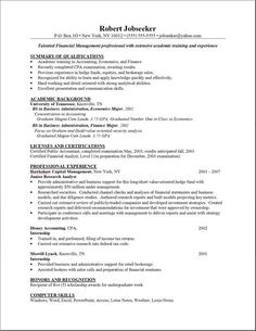 sample resume templates sample resume template resume example - House Cleaning Resume