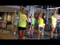 General Sideline Cheers 2014-2015: Highlands High School. - YouTube
