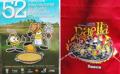 Concurso Internacional de Paellas, Sueca 2012