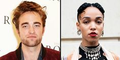 Rob and FKA Twiggs