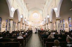 Houston wedding photography, Annunciation Catholic Church, Julia Ideson  Library
