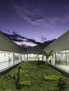 Hospital em Puyo / Pm, Mt