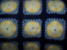 Ravelry: Project Gallery for All-Star Blanket pattern by Doris Chan