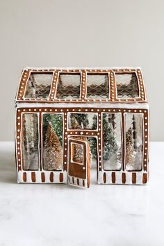 Gingerbread Greenhouse | Constellation Inspiration