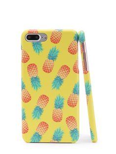 d430ebc86c Shop Pineapple Print iPhone Case online. SheIn offers Pineapple Print iPhone  Case & more to