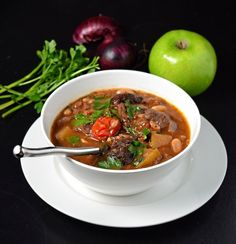 A hearty venison stew recipe that is the perfect remedy to a long winter.