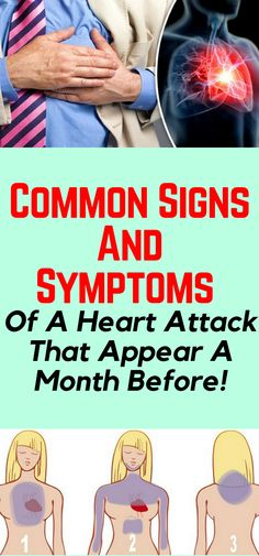 Common Signs And Symptoms Of A Heart Attack That Appear A Month Before - Daily Health Avisor Healthy Lifestyle Tips, Healthy Tips, Healthy Food, Healthy Recipes, Prevent Heart Attack, Feeling Exhausted, Sinus Infection, Signs And Symptoms, Symptoms Check