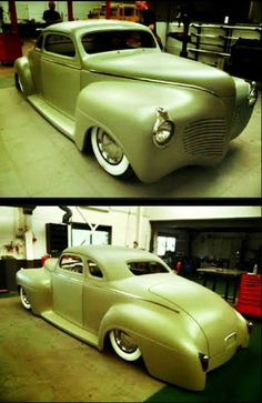 Slickest 41 Plymouth EVER!