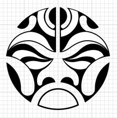Tattoo Maori Polinésia kirituhi Tatuagem.1.124 by Tatuagem Polinésia - Tattoo Maori, via Flickr
