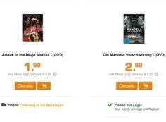 Saturn: DVDs und Blu-rays ab 1,99 Euro frei Haus https://www.discountfan.de/artikel/technik_und_haushalt/saturn-dvds-und-blu-rays-ab-199-euro-frei-haus.php Bei Saturn läuft ab sofort eine Gratis-Versand-Aktion ohne Mindestbestellwert. Im Bereich Blu-rays und DVDs sind zahlreiche Titel unter drei Euro zu haben, davon zwei Filme für weniger als zwei Euro frei Haus. Saturn: DVDs und Blu-rays ab 1,99 Euro frei Haus (Bild: Saturn.de) Die G... #BluRays, #Dvds