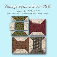 100 Blocks Sampler Sew Along   Block 16