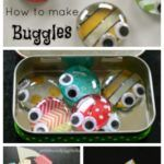 Here's what you need:  leftover paper scraps  clear gems (mine are from Hobby Lobby),  a little tin  scissors  small googly eyes some strong clear glue You'll also need scrapbook paper and ribbon to decorate your Altoids tin More info and instructions about this great tutorial you can find in the […]