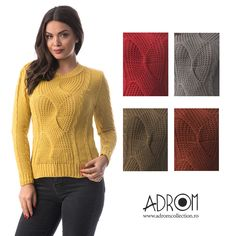 Casual, Sweaters, Fashion, Tricot, Moda, La Mode, Pullover, Sweater, Fasion