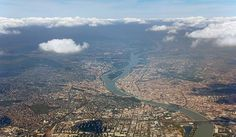Image result for budapest map aerial view