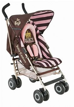 Juicy Couture stroller