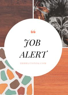 Good afternoon, We are looking for Sales Agents and prescriptors worldwide. If You are interested, You can contact us on the following email addres: rrhh@tono9.com. Thanks. #jobsearch #jobvacancy #diffusion #rrss #tono9 #newconcept #design #tiledesign #italiandesign #italiandecor #italiantiles #spanishdesign #exclusive #luxury #welovedesign Sales Agent, Spanish Design, Italian Tiles, Good Afternoon, Tile Design, Diffuser, Thankful, Concept, Luxury