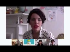 Blog Inc Virtual Chat - Oh Joy & Naomi Davis (Rockstar Diaries)