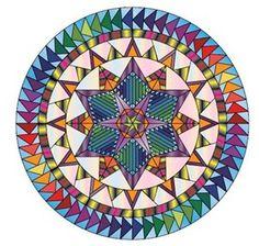 Free download: circular border patterns by Gail Garber