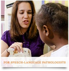 Speech-Language Pathology: Many Careers, Many Rewards Working with the full range of human communication, speech-language pathologists (SLPs) evaluate and diagnose speech, language, cognitive-communication, and swallowing disorders and treat such disorders in individuals of all ages, from infants to the elderly.