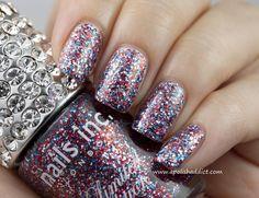 Nails Inc ~ London Crystal Colour