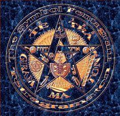 El pentagrama expresa la dominación del espíritu sobre los elementos de la Naturaleza. Con este signo mágico podemos mandar a las criaturas elementales que pueblan las regiones del fuego, aire, agu...
