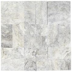 Silver Tumbled Travertine Pavers Please check you may use our stone patios, pools and decks. Best travertine and marble paver supplier. Stone Patio Designs, Paver Designs, Backyard Pool Designs, Backyard Ideas, Patio Ideas, Outdoor Ideas, Backyard Pools, Garden Pool, Fence Ideas