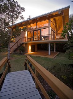 Casey Key Guest House |  TOTeMS Architecture
