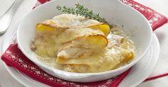 Le crespelle valdostane sono un primo sfizioso a base di crepes, formaggio e prosciutto. Farle a casa non è difficile! Scopri la ricetta tipica valdostana.
