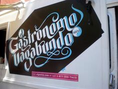 Ontario's first food truck, nearly two years ago, was El Gastronomo Vagabundo. ---   Don't forget to visit there website ---  http://www.elgastro.com/