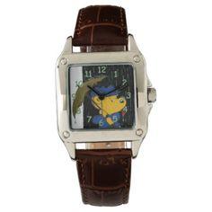 Ferald Wrist Watch - animal gift ideas animals and pets diy customize