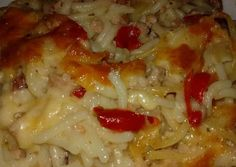 Recipe of rooster braids with tomato - Recipes Cook Meat Recipes, Cooking Recipes, Le Chef, Lasagna, Macaroni And Cheese, Food And Drink, Beef, Ethnic Recipes, Rooster