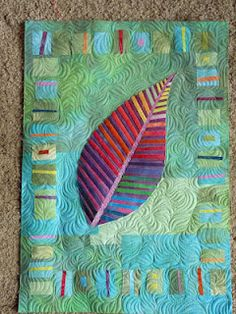 ugh....  I KNOW I've pinned this beautiful quilt 300 times but...for fear that I haven't, I'm pinning it again!!  Incredible