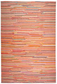 Loom Rugs - Old Yarn Kilim