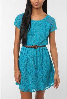 I tried on this dress and I looooove it. Coindidence & Chance Revel Dress - On sale for $39.00.
