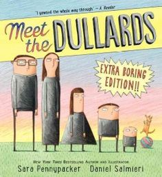 JJ HUMOR PEN. Mr. and Mrs. Dullard move their family to a boring town to avoid any excitement in their lives.
