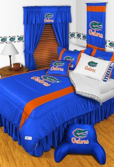 Gators Sideline Comforter