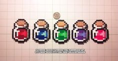 Legend of Zelda: A Link to the Past Potion Bottles - with choice of attachment!