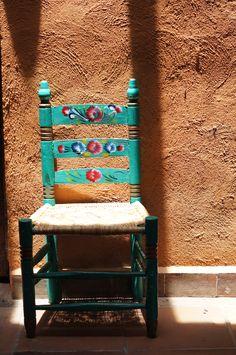 Sillita al sol! Mexico.