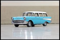1957 Chevrolet 210 Wagon  at Mecum Auctions