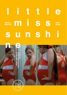 WALKABOUT FILMSPIRATION #1 Little Miss Sunshine www.walkabout-design.com