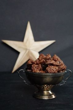 Easy, delicious chocolate candies - Christmas edible gifts