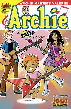 Archie and Valerie have a baby girl