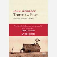 Entre montones de libros: Tortilla Flat. John Steinbeck
