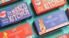 Food Branding, Food Packaging Design, Packaging Design Inspiration, Brand Packaging, Branding Ideas, Retail Packaging, Cake Packaging, Coffee Packaging, Fresh Brand
