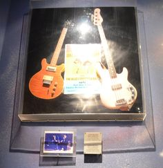 """""""The Blues Brothers Band - Back after three years. Fabulous rythm and blues revue"""" - two guitars used on actual filiming of one of my most dear movies of all time: """"Blues Brothers"""", and a poster featured on the film as well!"""
