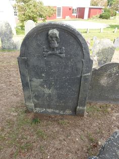Nutfield Genealogy: Tombstone Tuesday ~ Oliver Fletcher, Esquire, died 1771, Chelmsford, Massachusetts